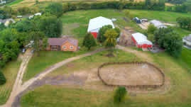 Lakeville acreage and horse hobby farm for sale
