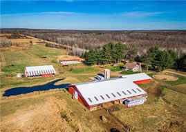 Ladysmith WI horse and hobby farm for sale